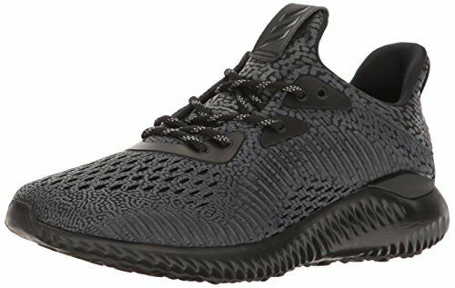 4f634fe26 Womens adidas Alphabounce AMS W Core Black Solid Grey Running White Bw1133  Womens US 8.5