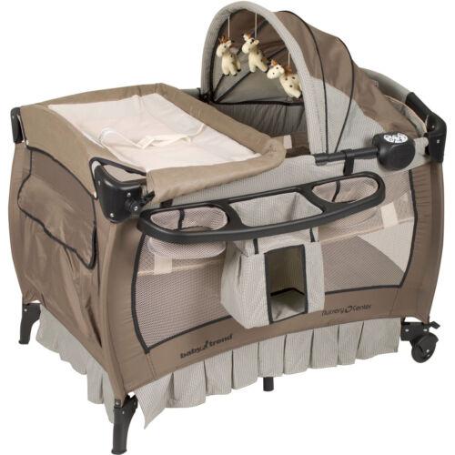 Baby Trend Playard Nursery Center Deluxe Play Yard Pack n Pen NEW