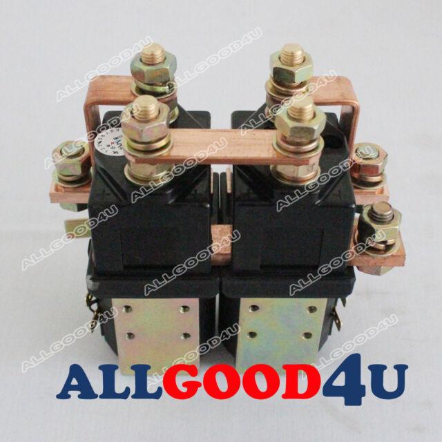 1PC Heavy Duty SW202 Albright 24V 400A Reversing Contactor New