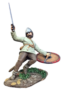 Britains 62118 Saxon Casualty Falling No.1 (Leofric)