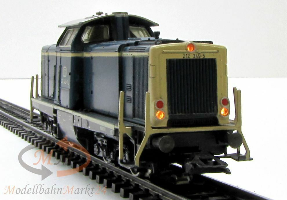Märklin 3147 DB diesellok 212 349-5 delta-decodificador época IV pista h0 1 87 ac OVP