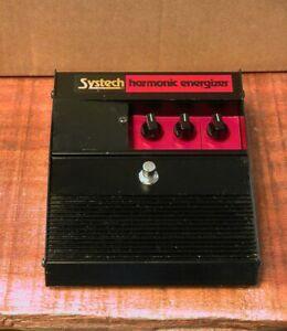 Pédale Systech Harmonic Energizer – ULTRA RARE