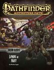 Pathfinder Adventure Path: Iron Gods Part 2 - Lords of Rust by Nicolas Logue (Paperback, 2014)