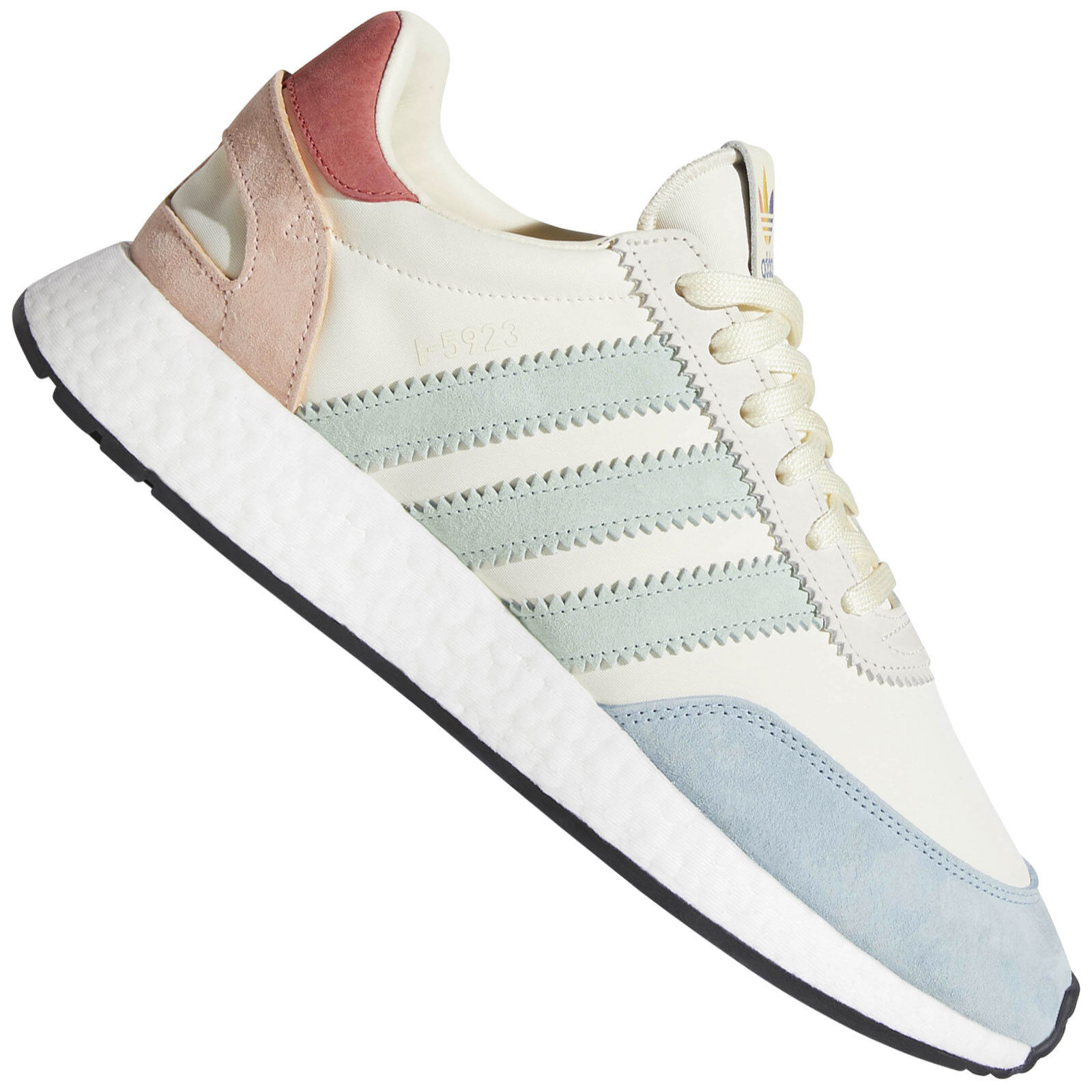 Adidas Originals I-5923 Iniki Pride Men's Women's Sneaker Lgbt-Pride shoes New