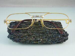 Cartier Brille Brillengestell Sonnenbrille Lesebrille 53 - 20 / 130