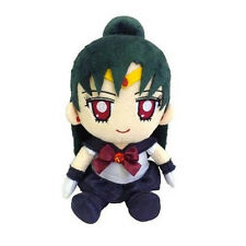 Sale! Genuine Sailor Moon Mini Sailor Pluto Stuffed Plush Doll Toy by Bandai