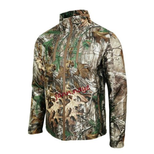 Men's REALTREE Xtra Insulated Durable Brush Hunting Fishing Outdoor Work Jacket