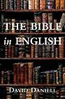 The Bible in English by David Daniell (Hardback, 2003)