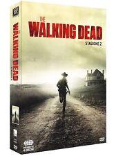 THE WALKING DEAD STAGIONE 2 (4Dvd)-COFANETTO UNICO, NUOVO, ITALIANO