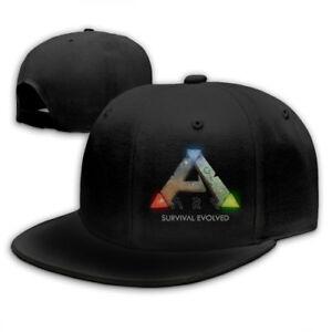 Vintage-Ark-Logo-Ark-Survival-Evolved-Adjustable-Cap-Snapback-Baseball-Hat