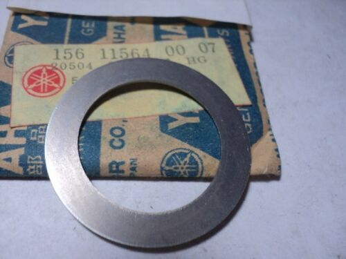 1969-77 YAMAHA DT RT MX YZ TD DS SC TY CRANK SHIM NOS OEM 156-11564-00-07