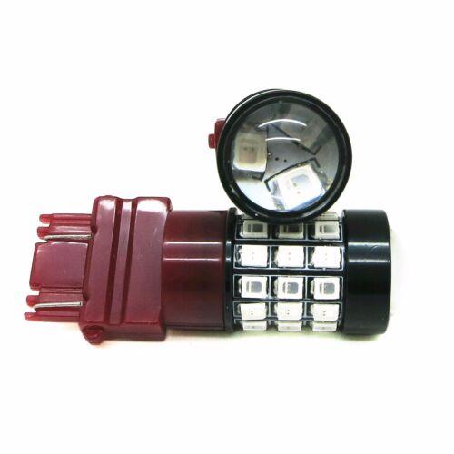 Alla Lighting Brake Tail Turn Signal Light Red LED Bulbs Blinker Lamps for Chevy