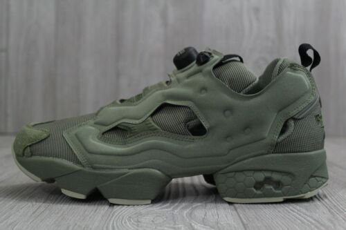Wholesale 32 Reebok Instapump Fury MTP Hunter Green Men's Running Shoes Sz 8.5-13 BD1501 free shipping