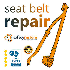 Details about FORD CROWN VICTORIA Seat Belt Repair After Accident FIX Mail  in Your Seatbelt