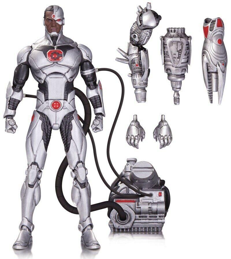 DC Icons Cyborg  Action Figure Dc Collectibles  grand choix et livraison rapide
