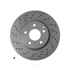 Disc Brake Rotor-Meyle Front WD Express 405 01015 500 fits 99-04 Acura RL