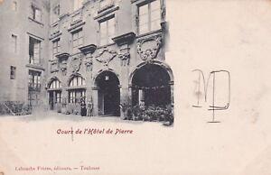 CPA-31-TOULOUSE-Cours-de-l-039-Hotel-de-Pierre-carte-precurseur