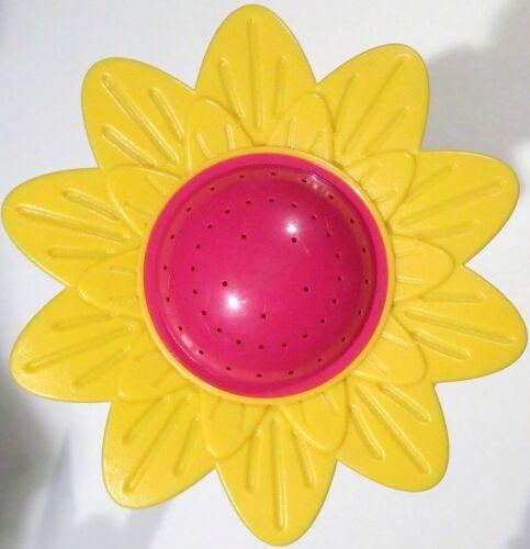 Decorative Daisy Lawn /& Garden Water Sprinkler,