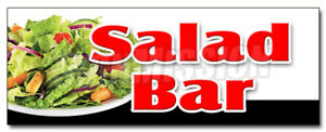 SALAD-BAR-DECAL-sticker-dressing-restaurant-buffet-salad-vegetables