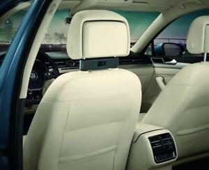 VW-Original-Basismodul-Reise-amp-Komfort-System-Kopfstuetze-Halter-Innenraum-Sitz