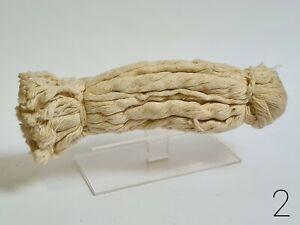 Antik Pack Strähnen Baumwolle Für Lampe Öl (20 Längen X 46 CM) N°2