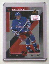 "1997/98 Wayne Gretzky Pinnacle Zenith ""Z-Team"" Card #2 of 18"