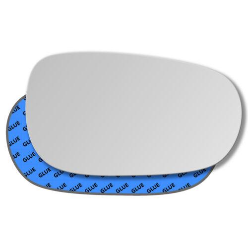 Droit Côté Passager Miroir De Verre Rétroviseur Extérieur Pour PEUGEOT 607 1999-2012