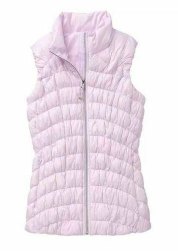 Athleta DOWNTIME VEST Amethyst Pink Size M New With Tags $148