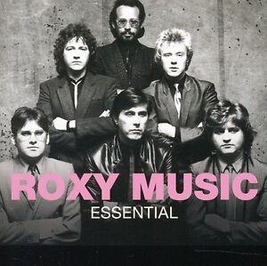 Roxy-Music-Essential-New-CD