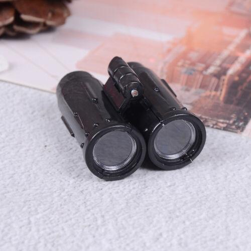 JP Miniature dollhouse binocular telescope educational model toys gift