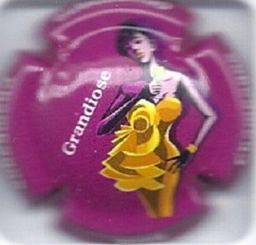 Capsule de champagne Générique N°985q Grandiose