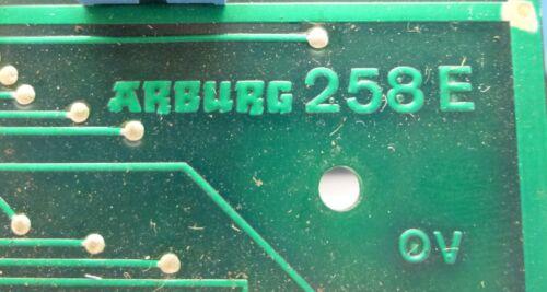 Arburg 258 E  56753 258E 56 753 Video Card Rechn. inkl. MwSt.
