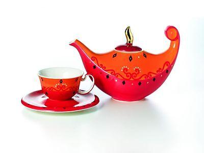 Cha-Cult Nandina Teekanne und Teetasse *orientalisch*