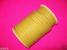 50 Foot Reel 316 Id X 116 W X 516 O Amber Rubber Latex Tubing Surgical Tube