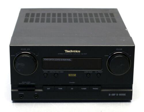 Technics SU-CH7 Stereo Integrated Amplifier Stereo Verstärker ungeprüft