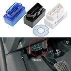 Mini Bluetooth Scanner Interface Car Diagnostic Smart Scan Tool OBD2II 3 Colors