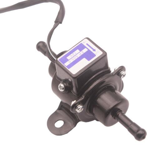 12585-52031 Low Pressure Gas Diesel 12V Electric Fuel Pump 3-5 PSI 1//4 tubing BK