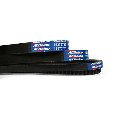 ACDelco 6K1099 Professional V-Ribbed Serpentine Belt