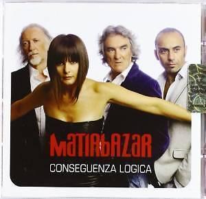 MATIA BAZAR  - CONSEGUENZA LOGICA - SANREMO EDITION