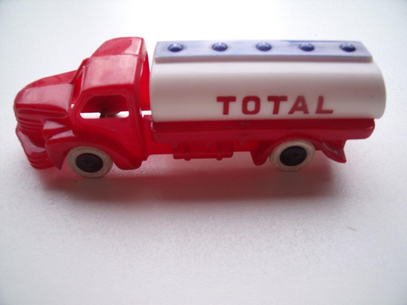 Rara Camion Serbatoio Petroliera Camion Bourbon Vape Berliet Totale Top