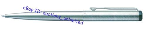 Parker Vector Stainless Steel CT Ball Pen Ballpen Brand New Blue ink