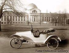 A Vintage Argo Automobile, Washington, D.C. - ca. 1915 -   Historic Photo Print
