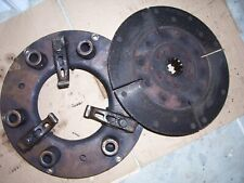 Vintage Allis Chalmers Wd Tractor Clutch Disc Amp Pressure Plate 1951
