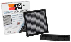 VF2055-K-amp-N-Replacement-Pollen-Cabin-Air-Filter-x1