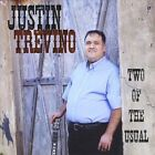 Two of the Usual by Justin Trevino (CD, Nov-2011, CD Baby (distributor))