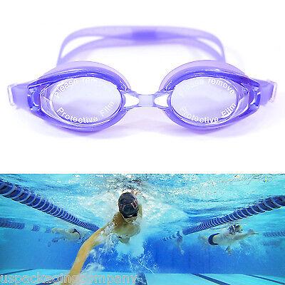 UV Protection Anti Fog Adult Swimming Swim Goggle Glasses Adjustable Competition