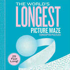 The World's Longest Picture Maze by Conceptis Puzzles (Hardback, 2015)