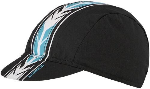 Cycling Racing Cap Shimano Unisex one size Black