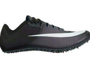 832859a98d283 Nike Zoom JA Fly 3 Track Spikes Black Volt Dark Grey White 865633 ...