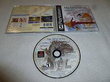 RARE RPG GAME FINAL FANTASY ORIGINS VIDEO GAME SQUARESOFT II FF2 ROLE PLAYING